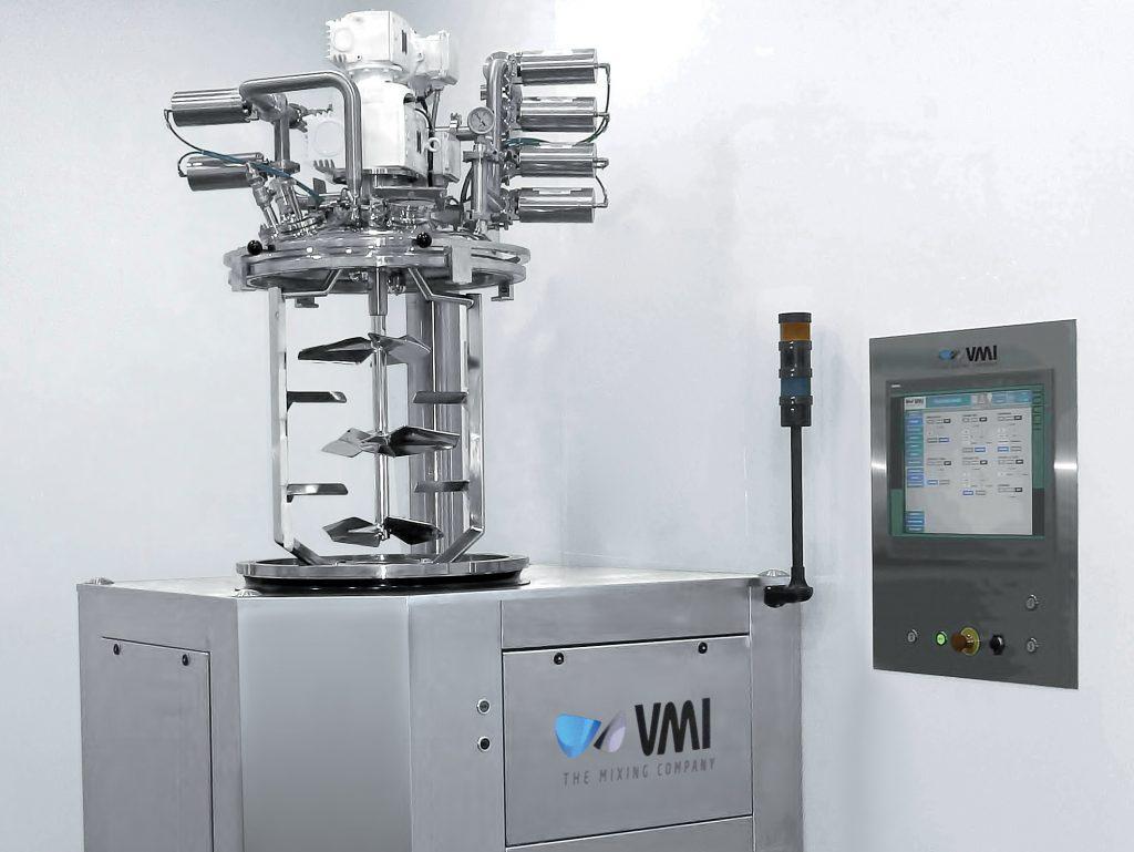 Vmi Trimix Ytron Quadro Uk Ltd